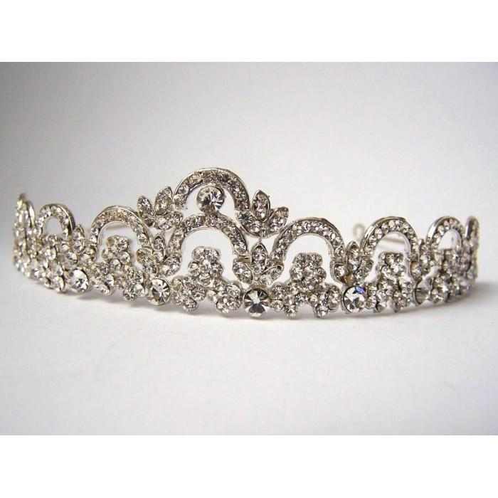 Coroa para noiva - casamento - Duquesa Swarovski