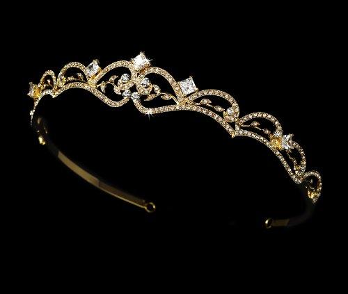 Coroa para noiva Conto de Fadas - Swarovski