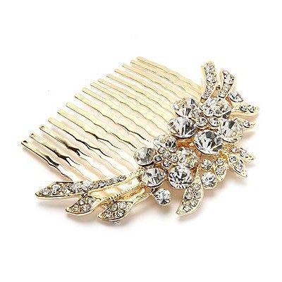Arranjo para cabelos noiva - casamento - Reflexos