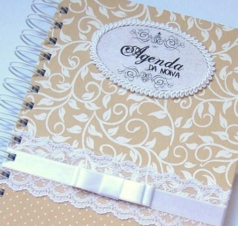 Agenda da noiva - Guia de Casamento - Forever