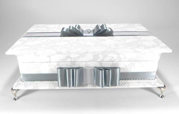 Caixa de toalete - kit de casamento - Tres Chic