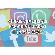 VÍDEO COMERCIAL P/ MARKETING