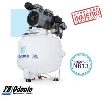 COMPRESSOR EVOXX 30 L 1,4HP