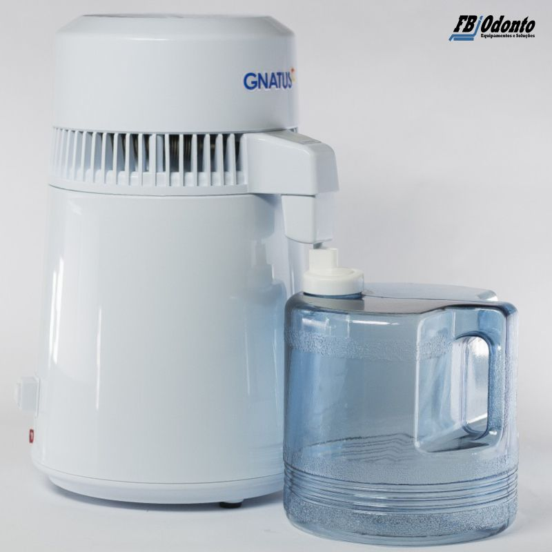 DESTILADORA AQUA CLEAN - GNATUS - 220V - 60Hz