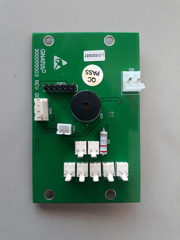 PCI CABEÇOTE REFLETOR SIRIUS G8 SENS 5 (3X2) LEDS - GNATUS