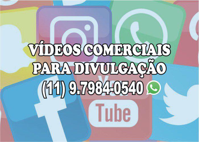 VÍDEO COMERCIAL P/ MARKETING
