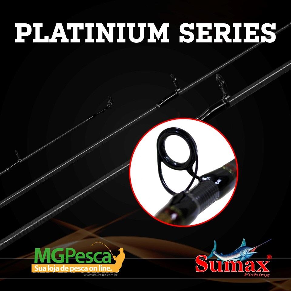 Vara para carretilha Sumax Platinium 5