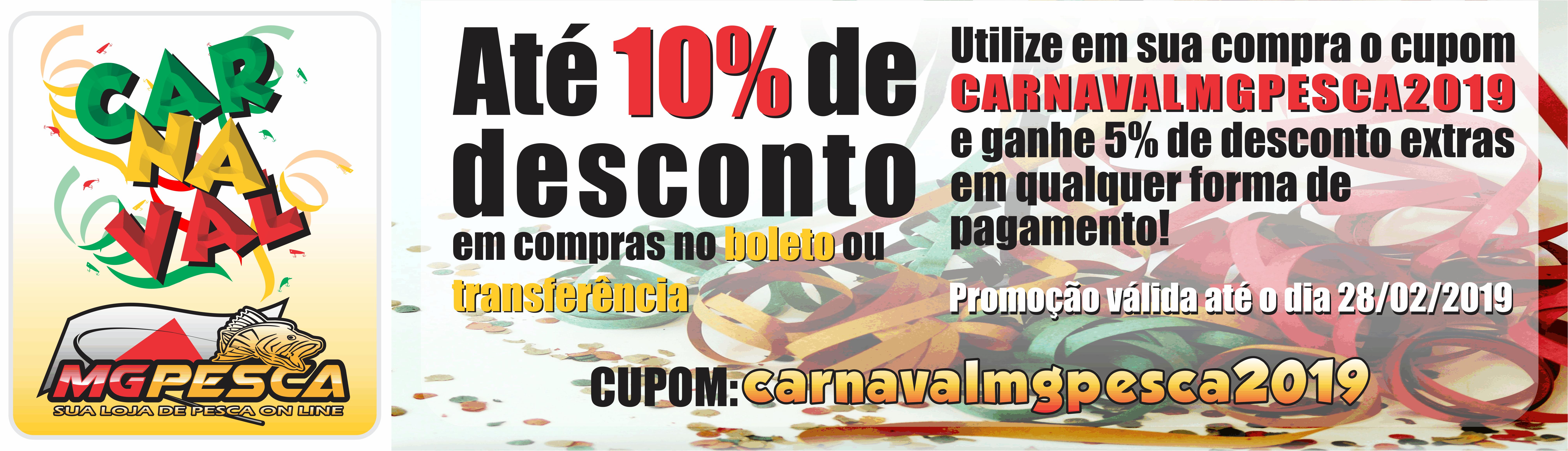 PROMOÇÃO CARNAVALMGPECA2019