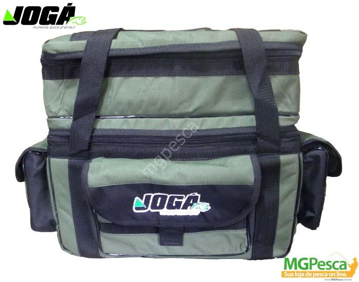 Bolsa Apetrechos Plus JOGÁ - tamanho GG  - MGPesca