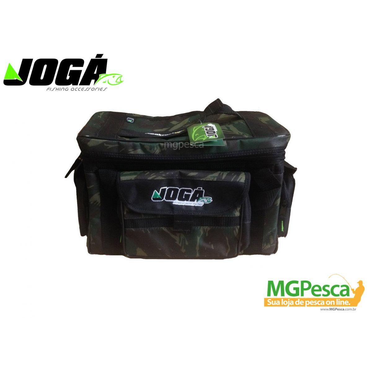 Bolsa Apetrechos Plus JOGÁ - tamanho G  - MGPesca