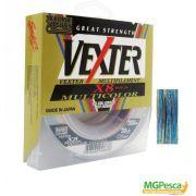 Linha Marine Sports Multifilamento Vexter X8 Multicolor