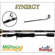 "Vara para carretilha Sumax Synergy 5'6"" (1,68m) 12 Lbs - SSG-561MLC"