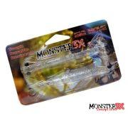 Isca Artificial Monster 3X Camarão Big Move 140 - 14cm