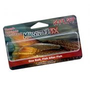 Isca Artificial Monster 3X X-Flat - 12cm