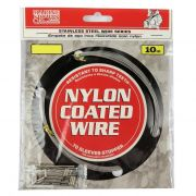 Cabo de Aço Flexível Marine Sports Nylon Coated Wire 10m