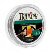 Linha Multifilamento Triumph Super Strong PE 300m