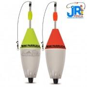 Boia Cevadeira JR Pesca Mini Parruda com Rolha Fixa - 2 cores