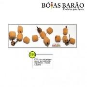 Anteninha Boias Barão Escorpião EVA com Miçanga Anzol Sasame 2/0 - Nº 372