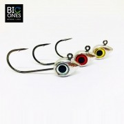 Anzol Big Ones Jig Head Big Eye - Cartela com 02 unidades