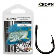 Anzol Crown Live Bait Black