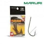 Anzol Maruri Plain Shank MR1141 Nickel