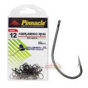 Anzol Pinnacle Maruseigo Ring Black KH-10014