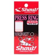 Argola Sasame Shout Press Ring 74-PR