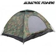 Barraca Albatroz Fishing SY-002 Camuflada 02 Pessoas