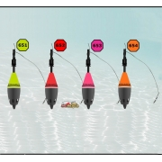 Boia Cevadeira JR Pesca Mini Kuro Ecológica