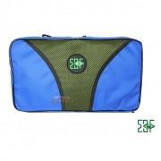 Bolsa de Pesca EBF Porta Carretilha ou Molinete - Azul Royal cód. 46