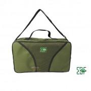 Bolsa de Pesca EBF Porta Carretilha ou Molinete - Verde cód. 46