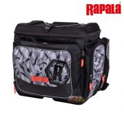 Bolsa de Pesca Rapala LureCamo Tackle Bag Magnum RBLCTBMA
