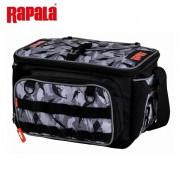 Bolsa de Pesca Rapala LureCamo Tackle Bag RBLCTBME