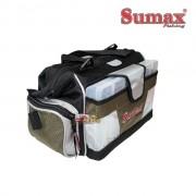 Bolsa de Pesca Sumax SM-912 - Verde