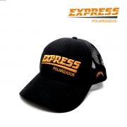Boné Express Polarizados Preto EX - 25526