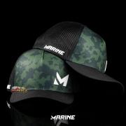 Boné Marine Sports 2021 - Camuflado Selva