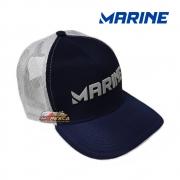 Boné Marine Sports 2021 - Pescador Azul Marinho
