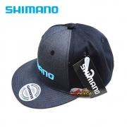 Boné Shimano Ocea Kanji Cap Grey/Black - CAPSH1805