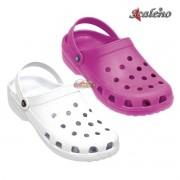 Calçado Scaleno Babuche Crocs Antiderrapante A980 / A982