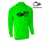 Camisa Faca na Rede Next Series - Verde Limão