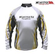 Camisa Monster 3X - New Fish 01