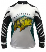 Camisa Monster 3X - New Fish 07 ( Tucunaré Açu )