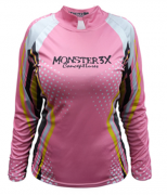 Camisa Monster 3X - New Fish Feminina