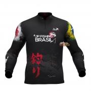Camisa Presa Viva By JP Fishing