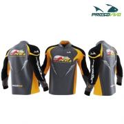 Camisa Presa Viva MGPESCA Cinza 01 - Dry Favo Micro Geração 2 - FPS25