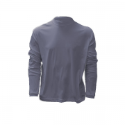 Camiseta Ballyhoo 851 Gola Careca - Cinza Novo