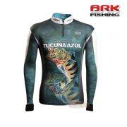 Camiseta BRK Fishing C0109 - Tucunaré Azul 2.0 com FPS 50+
