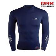 Camiseta BRK Fishing C0170 - Outdoor Azul FPS 50+