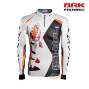 Camiseta BRK Fishing C0176 - 80 UP AZUL FPS 50+