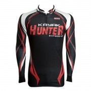 Camiseta BRK Fishing C079 - Kayak Hunter FPS 50+